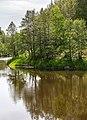 Örekilsälven downstream from Kviström in Munkedal 10.jpg