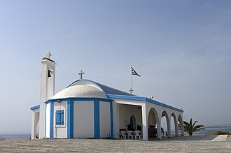 Sotira, Famagusta - Image: ΑΓΙΑ ΘΕΚΛΑ (Agia Thekla) panoramio