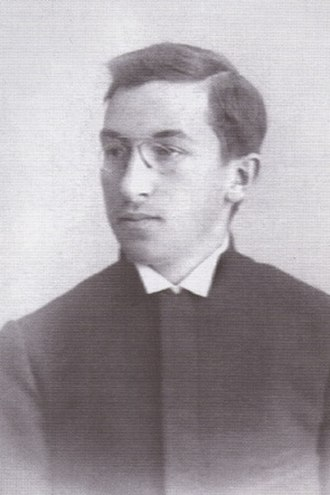 Alexei Ivanovich Abrikosov - Alexei Abrikosov (1897)