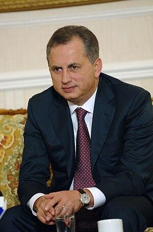 Borys Kolesnikov - Image: Борис Колесніков