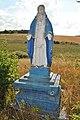 Велика Березовиця - Фігура Матері Божої (біля ставка і дач) - 16074076.jpg