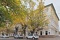 Вид с улицы Октябрьской революции - справа 2 (дом Блохина А.К., Уфа).jpg