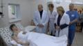 Владимир Путин посещает пострадавшего в результате трагедии в Магнитогорске Сергея Гаврилова.png