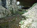 Водите на Деветашката пещера извират от 14 различни места. Някои от езерата образували се т - panoramio.jpg