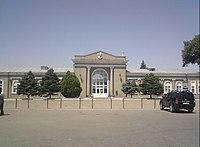 Вокзал станции Будённовск.JPG