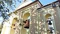 Дзвіниця церкви Покрови Пресвятої Богородиці (мур.), село Зарваниця (Теребовлянський район).jpg