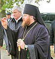 Епископ Игнатий (Депутатов) на освящении нового храма в хуторе Меркуловский.jpg