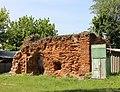Залишки будинку ігумена, Єлецький монастир.jpg
