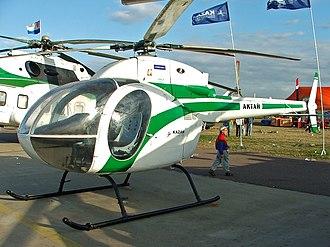 Kazan Helicopters - Kazan Aktai