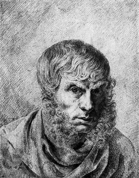 File:Каспар Давид Фридрих.Поздний автопортрет.jpg