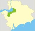 Контурная карта Васильевского района Запорожской области.png