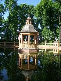 Летний сад. Пруд Менажерийный (Птичий) 1719- 1920 гг. Восстановлен 2011г..JPG