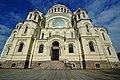 Никольский собор вид из сада со стороны Макаровского моста.jpg