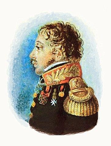 Николай Хитрово.