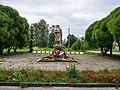 Олонец, ул.Комсомольская, братская могила ВОВ.jpg