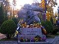 Пам'ятник І.Я. Франку - Личаківський цвинтар.jpg
