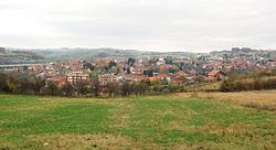 Panorama of Ražanj