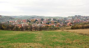 Ražanj - Panorama of Ražanj