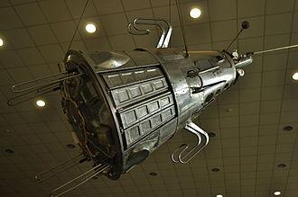 Sputnik 3 - Image: Спутник 3