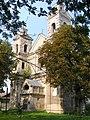 Троїцький костел 1711р., м. Берестечко, Горохівський р-н., Волинська обл..JPG