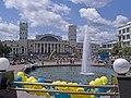 Украина, Харьков - Железнодорожный вокзал 05.jpg