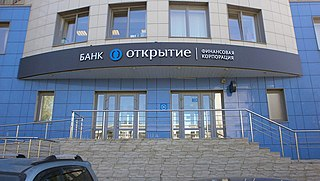 Russian bank, formerly NOMOS-BANK