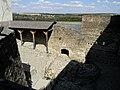 Хотинська фортеця, реставраційні роботи.jpg