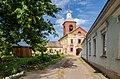 Церковь Иконы Божией Матери Иверская в Боровичском Свято-Духовом монастыре (1792).jpg