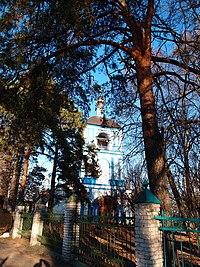 Церковь Успения Пресвятой Богородицы, колокольня.jpg