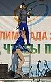 Цирк Весар (Архангельск) на Илимпиаде в Коряжме, 2011 (09).JPG