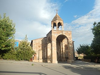 Yeghegnadzor - Cathedral of the Holy Mother of God in Yeghegnadzor, 12th century