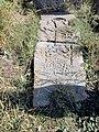 Վարդենիս, Խաչքար Սուրբ Աստվածածին եկեղեցու բակում 03.jpg