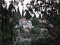 בתים באתר השחזור מבט מבית העלמין.JPG