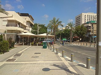 Hadera - Image: הרברט סמואל 2