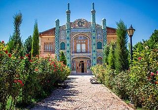 Bojnord City in North Khorasan, Iran