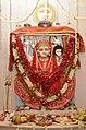 राजरहाट के मंदिर में माता की मूर्ति 03.jpg