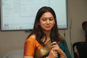 Anjali Menon - Image: അജ്ഞലി മേനോൻ