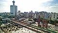 台中鐵路高架化2014年6月台中車站周邊工程.jpg
