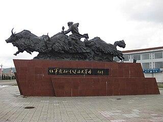 Hongyuan County County in Sichuan, Peoples Republic of China