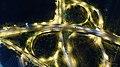 夜間的楠梓陸橋與楠陽高架橋近拍.jpg