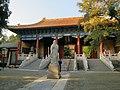 孔庙大成门 - Dacheng Gate of Beijing Confucian Temple - 2015.09 - panoramio.jpg