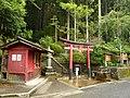 幣掛神社 吉野町吉野山 Shidekake-jinja 2011.7.02 - panoramio.jpg