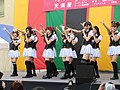 広島ローカルアイドル「MMJ」のステージ写真.jpg