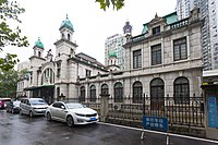 汉口大智门火车站旧址,2017年10月.jpg