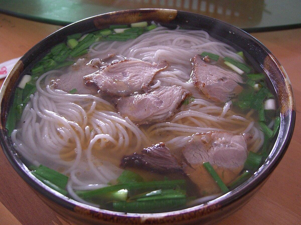 Mixian Noodle Wikipedia