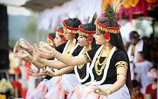 Dances of Manipur