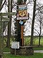 -2020-12-16 West Beckham Village Sign.JPG