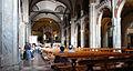 0110 - Milano - Sant'Ambrogio - Navata centrale - Foto Giovanni Dall'Orto 25-Apr-2007.jpg