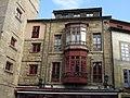 033 Plaza del Marqués, 3-4 (Cimavilla, Gijón), antigues cases, avui restaurant El Palacio.jpg
