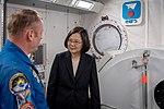 08.19 「同慶之旅」總統參訪美國國家航空暨太空總署(NASA)所屬詹森太空中心(Johnson Space Center) (30269691218).jpg